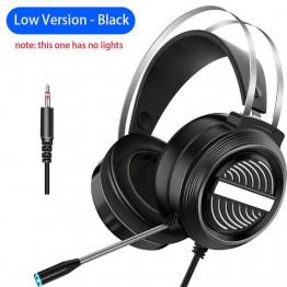 & a new wired over-ear headset gaming headphones gaming stereo headphones bass gaming headsets with microphone for laptop gamer