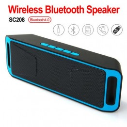 Wireless Bluetooth Speaker Portable Plug-in Card Dual Speakers Mini Audio Subwoofer High Quality