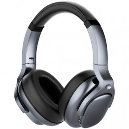 E9 ANC Bluetooth Headphones Active Noise Cancelling Headphones Wireless Headset Over Ear With