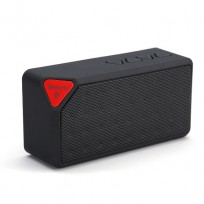 Bluetooth Woofer Kalonki Speaker X3 parlantes Wireless Portable Music Subwoofer speakers
