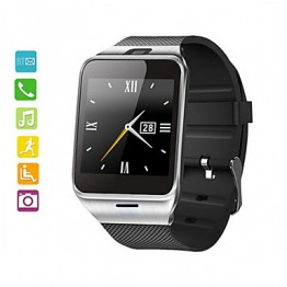 """GV18 1.54"""" Wearable GSM Smart Phone Watch w/ NFC / Remote Control Camera"""