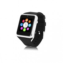 Unisex's New Bluetooth Camera Rectangle Dial Silicone Band Electron Analog Smart Wrist Watch&Watch Phone(Assorted Color)