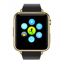 Y6 private model Wearable Smart Watch Phone, GSM,0.3MP Camera,Sleep Monitor,Pedometer, Anti-lost(Assorted Colors)
